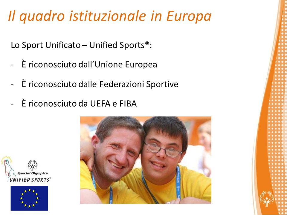 Il quadro istituzionale in Europa