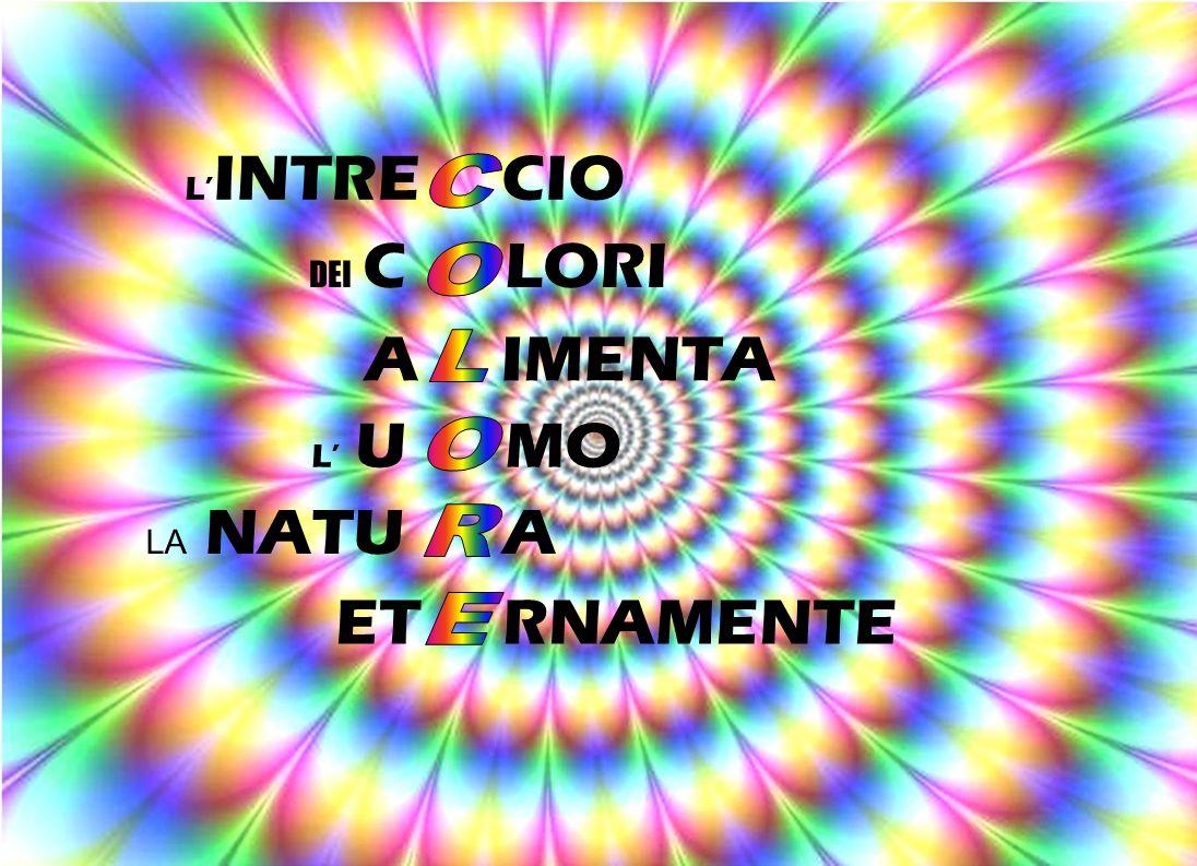 A IMENTA ET RNAMENTE C O L R E L'INTRE CIO DEI C LORI L' U MO