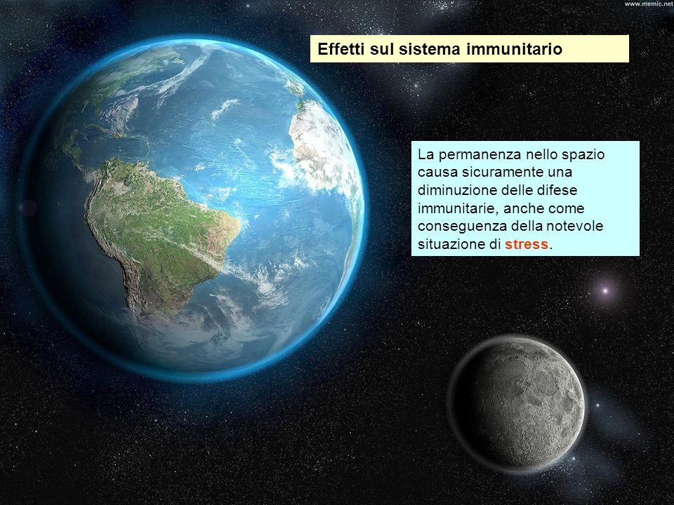 Effetti sul sistema immunitario