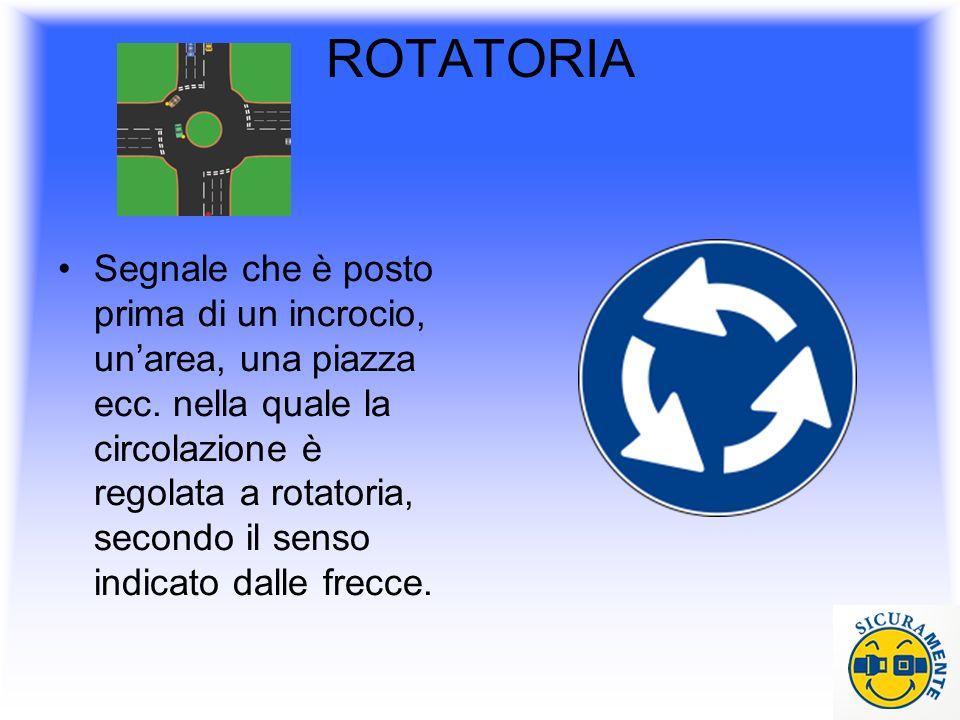 ROTATORIA
