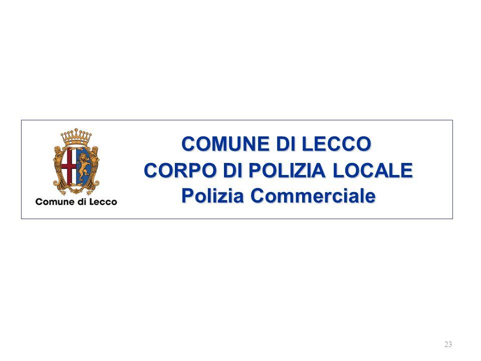 CORPO DI POLIZIA LOCALE
