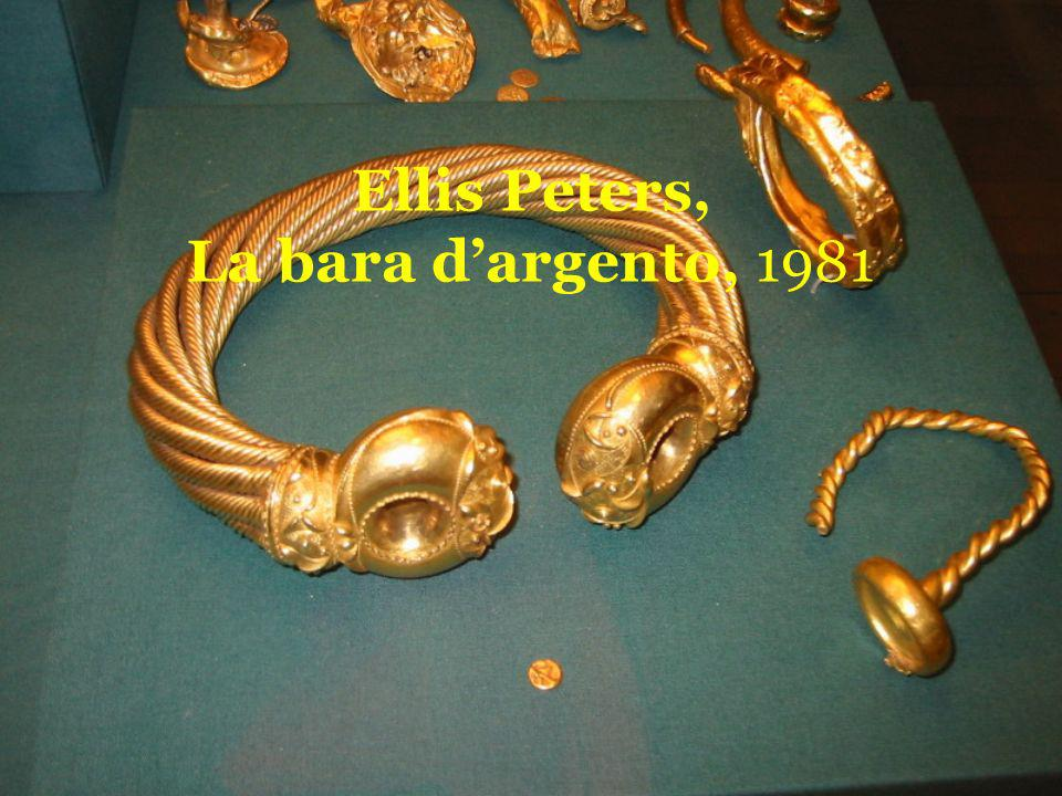 Ellis Peters, La bara d'argento, 1981