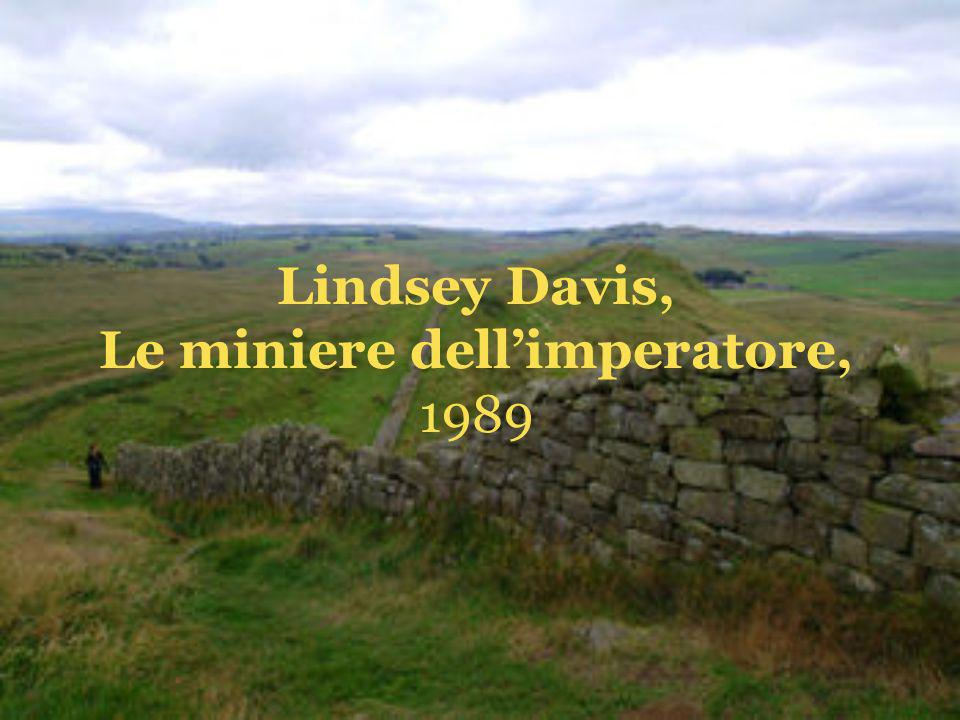 Lindsey Davis, Le miniere dell'imperatore, 1989
