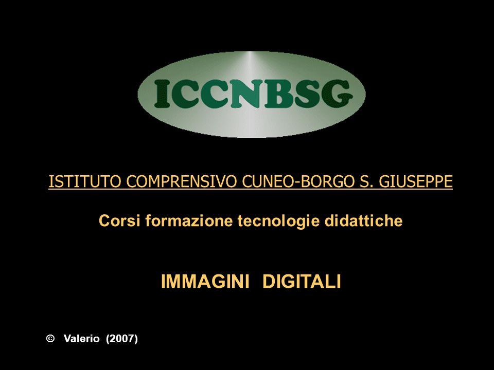 IMMAGINI DIGITALI ISTITUTO COMPRENSIVO CUNEO-BORGO S. GIUSEPPE