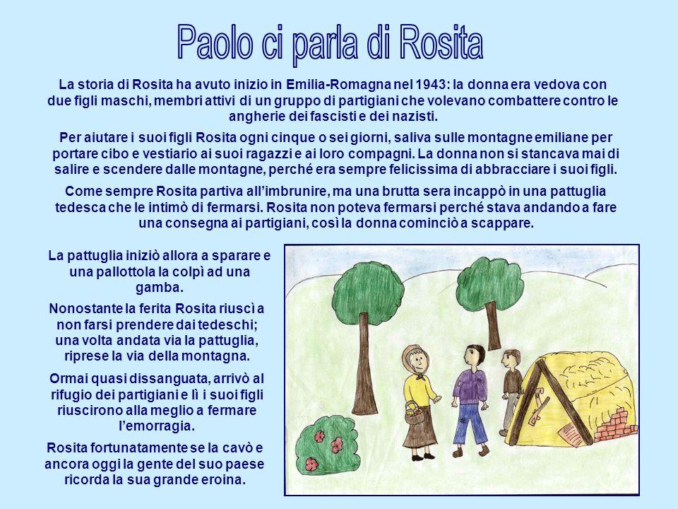Paolo ci parla di Rosita