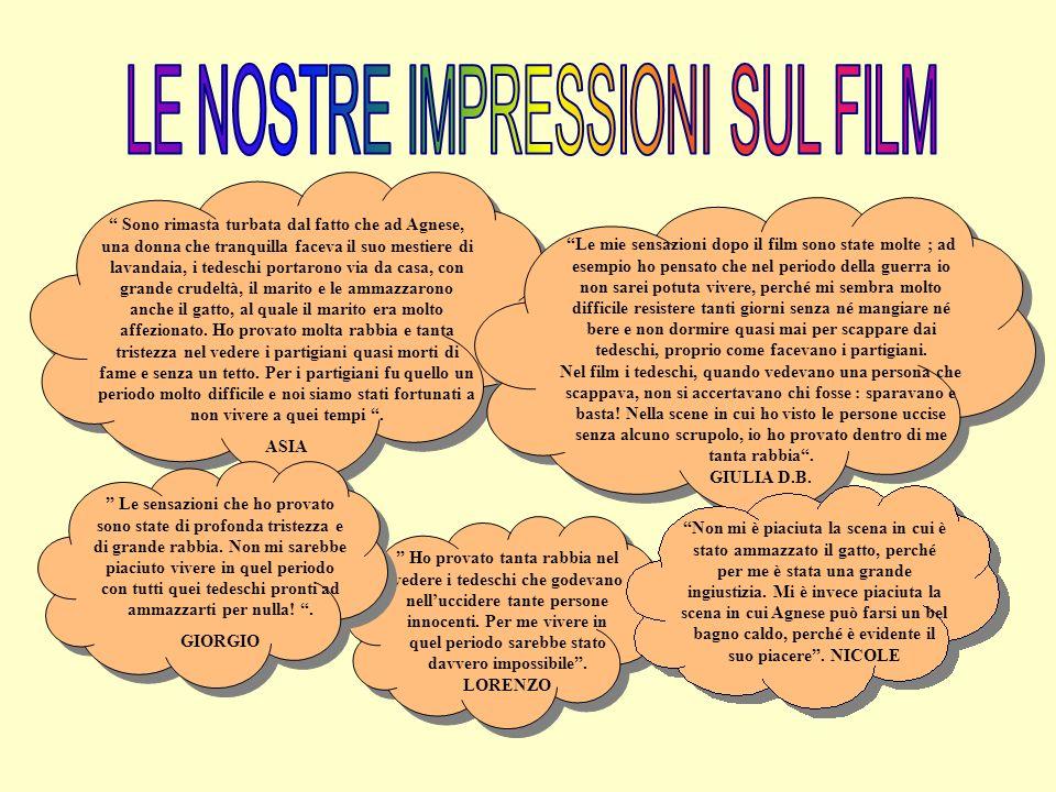 LE NOSTRE IMPRESSIONI SUL FILM