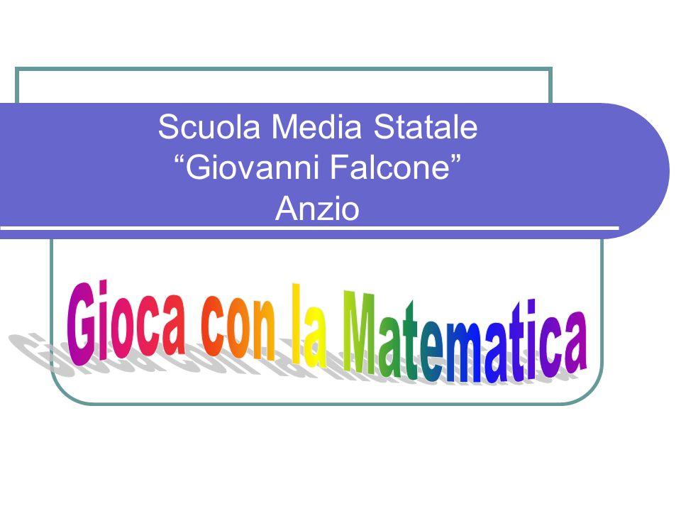 Scuola Media Statale Giovanni Falcone Anzio