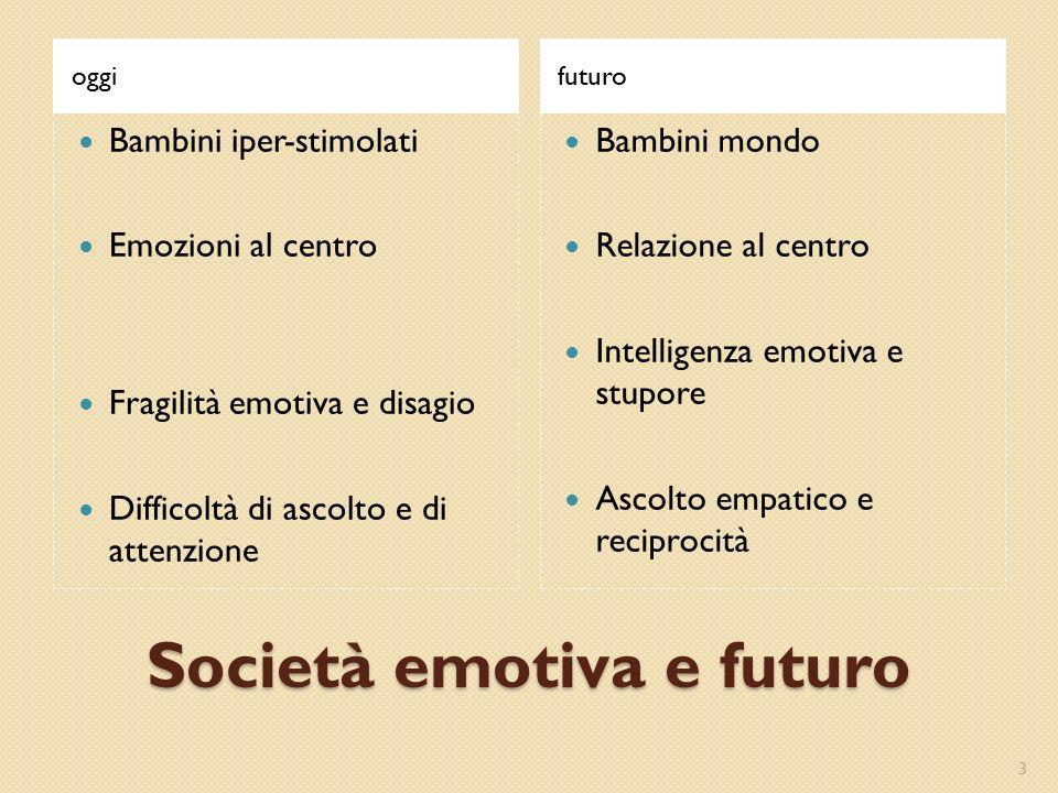 Società emotiva e futuro