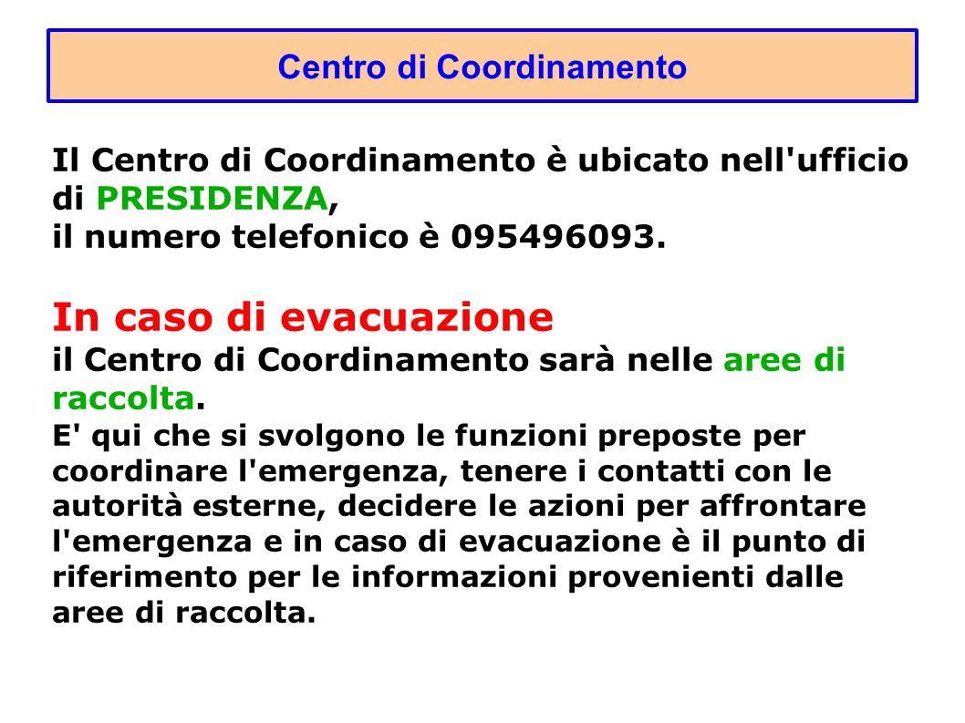 Centro di Coordinamento