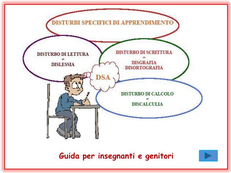 Guida per insegnanti e genitori