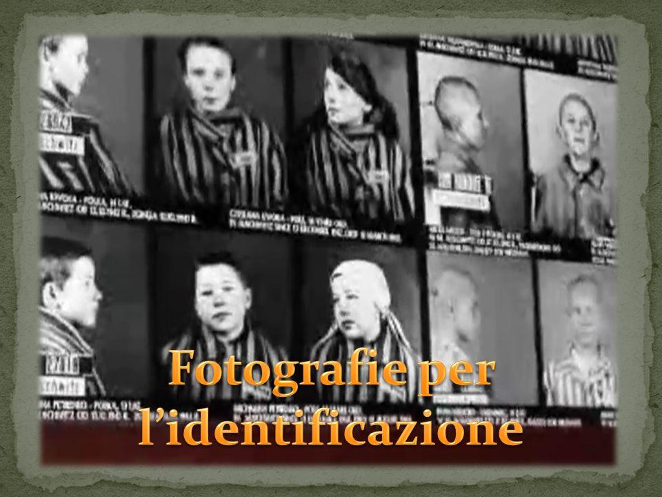 Fotografie per l'identificazione
