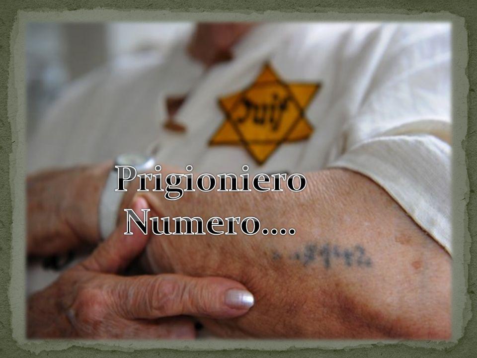 Prigioniero Numero….