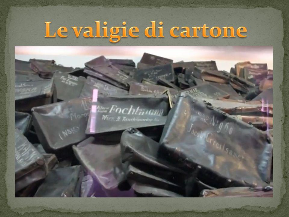 Le valigie di cartone