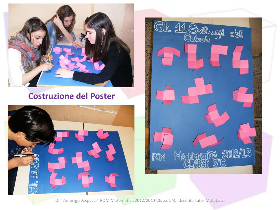 Costruzione del Poster