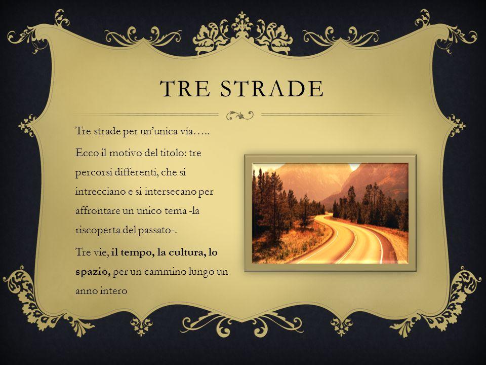 Tre strade