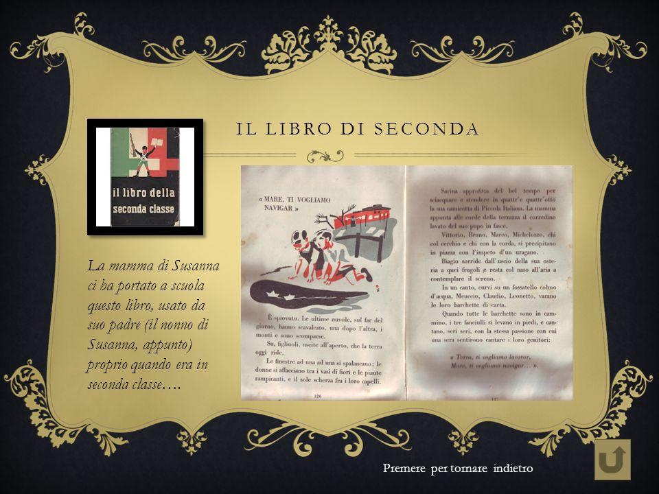 Il libro di seconda