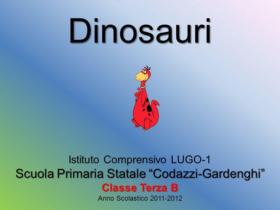 """Estremamente Dinosauri Scuola Primaria Statale """"Codazzi-Gardenghi"""" - ppt scaricare YL53"""