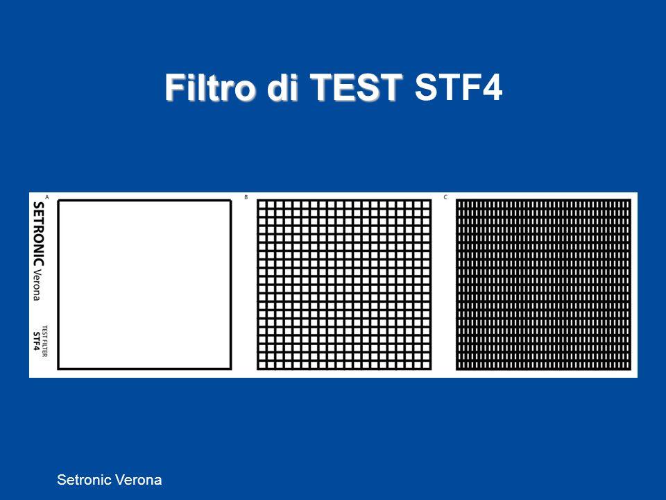 Filtro di TEST STF4 Setronic Verona