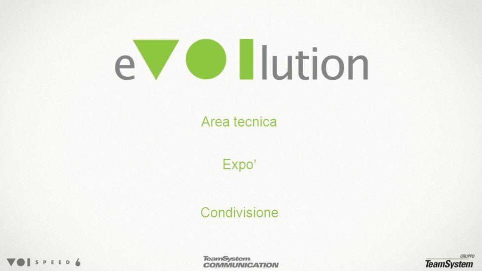 Area tecnica Expo' Condivisione