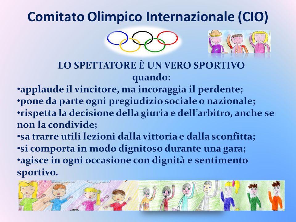 Comitato Olimpico Internazionale (CIO)