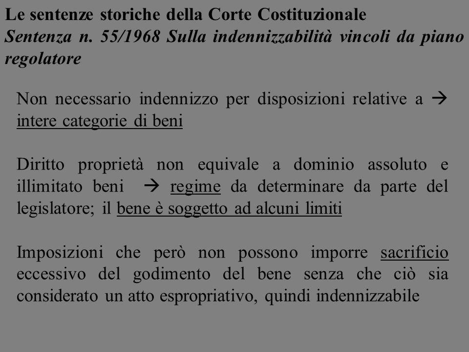 Le sentenze storiche della Corte Costituzionale