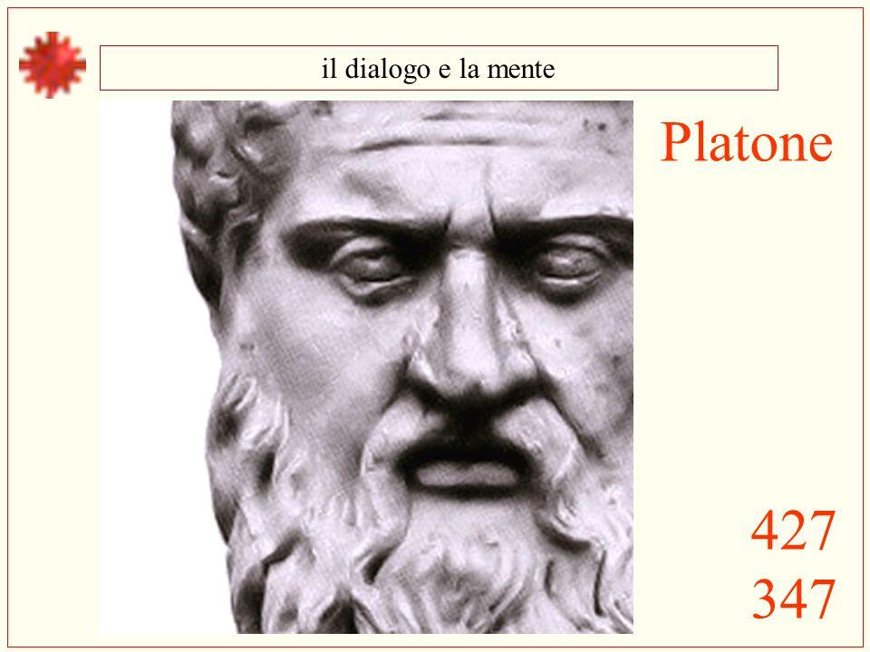 il dialogo e la mente Platone 427 347