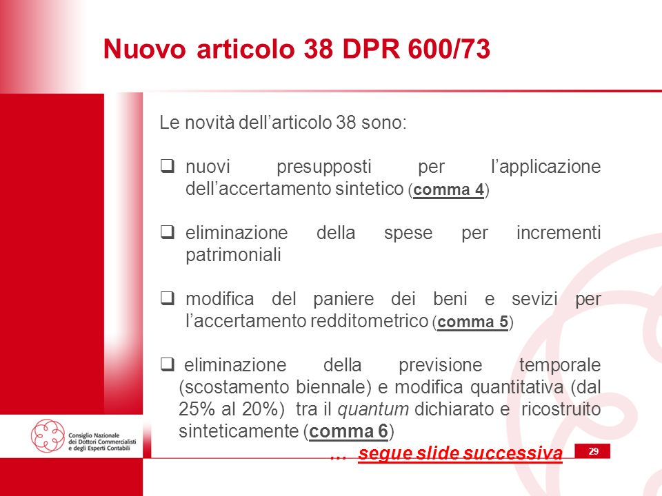 … segue slide successiva