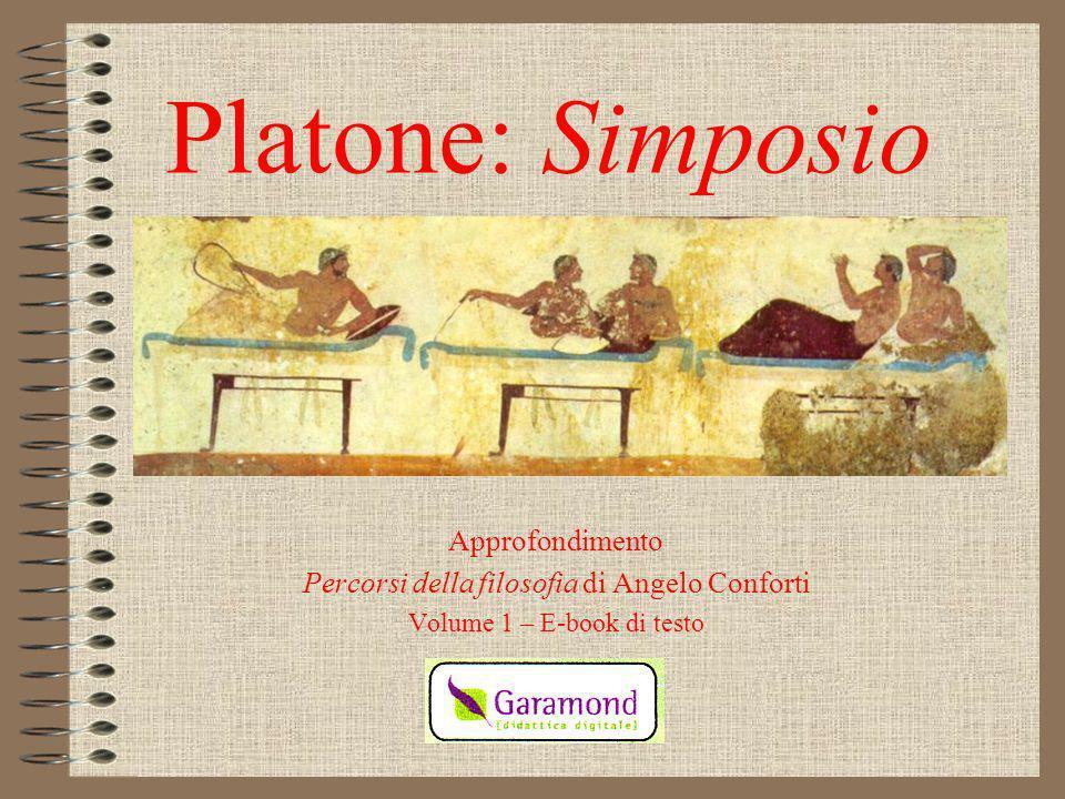 Platone: Simposio Approfondimento