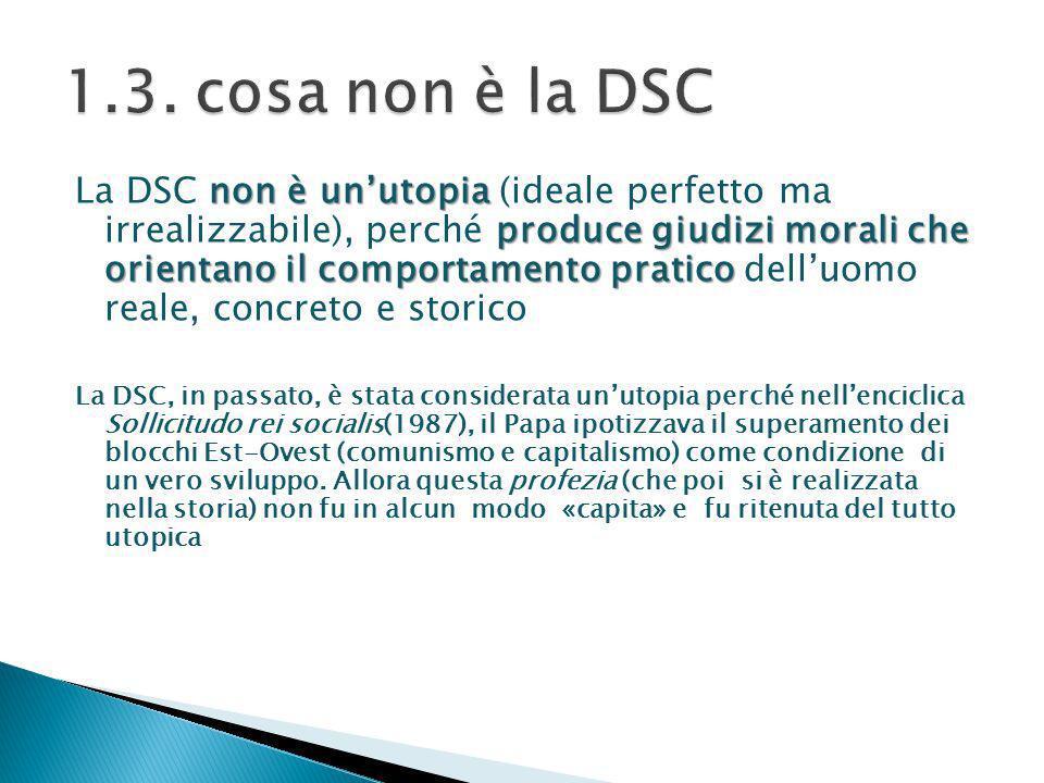 1.3. cosa non è la DSC