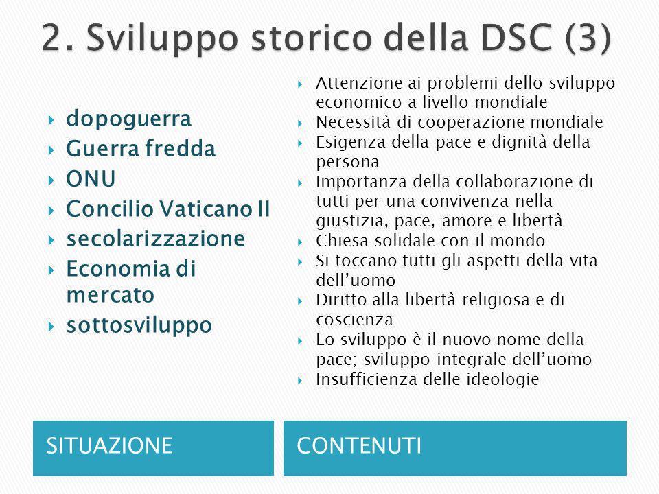 2. Sviluppo storico della DSC (3)
