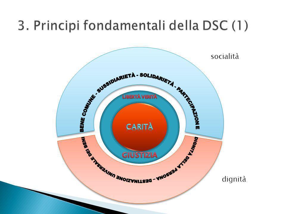 3. Principi fondamentali della DSC (1)