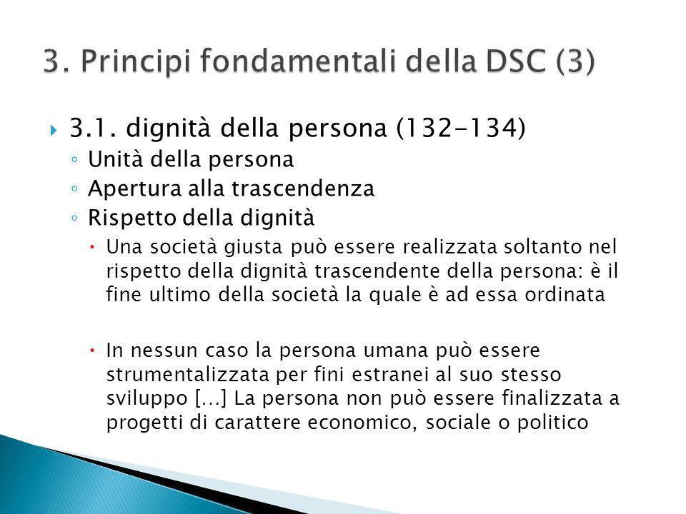 3. Principi fondamentali della DSC (3)