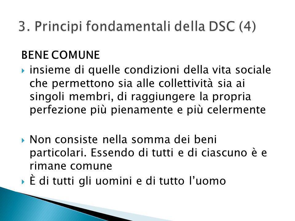 3. Principi fondamentali della DSC (4)