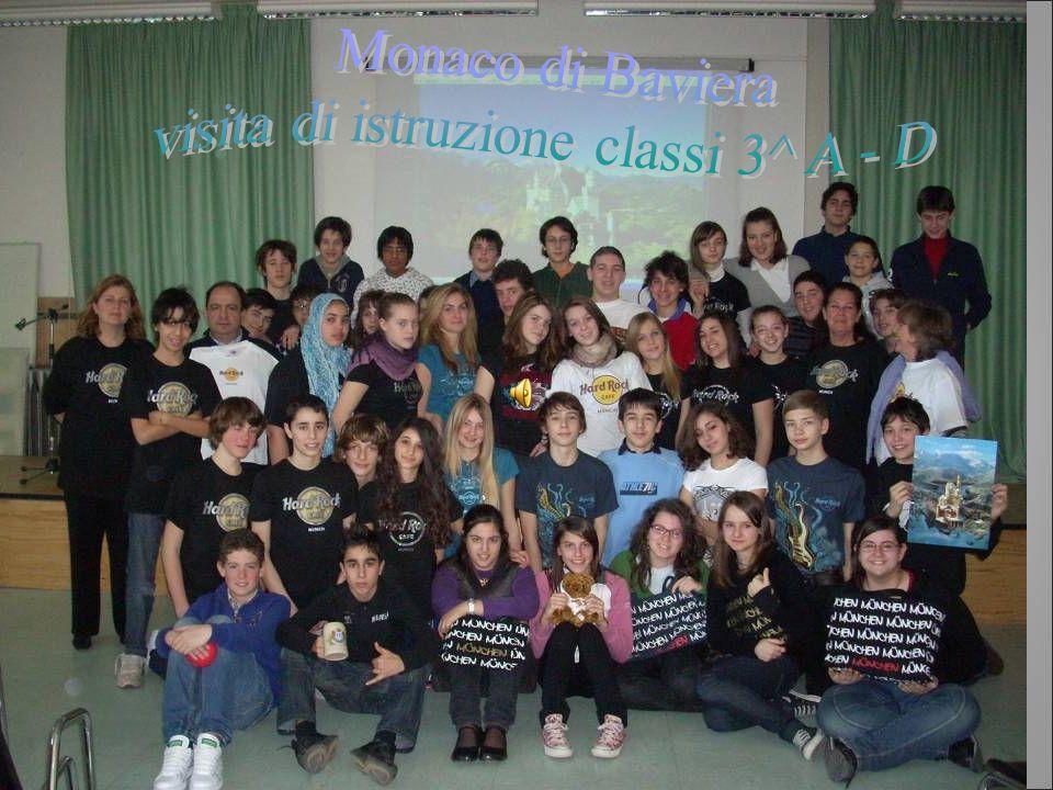 visita di istruzione classi 3^ A - D