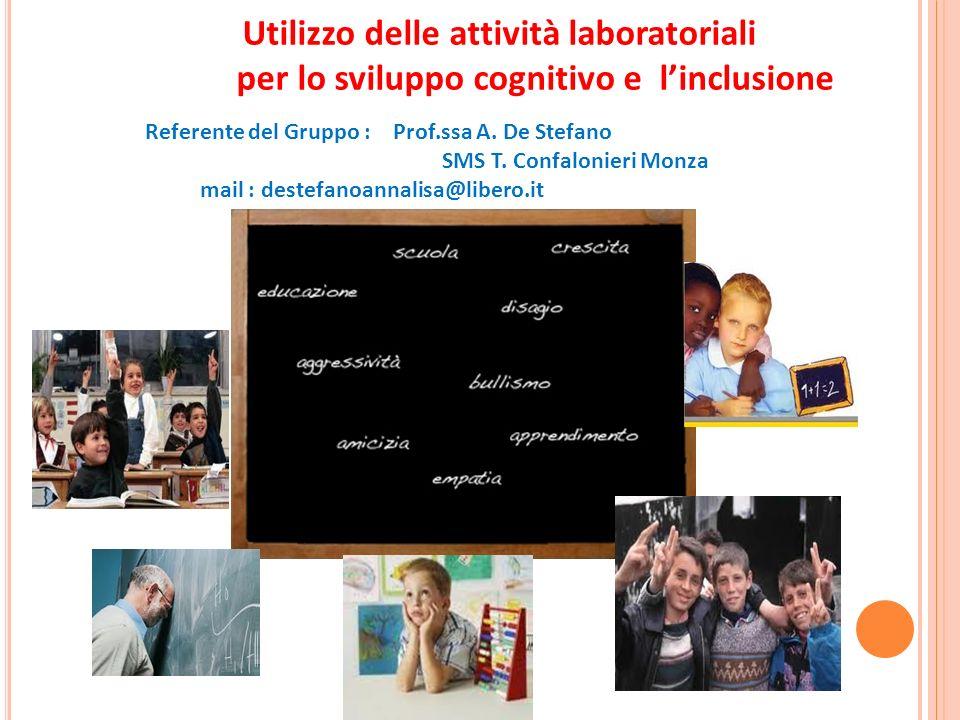 per lo sviluppo cognitivo e l'inclusione