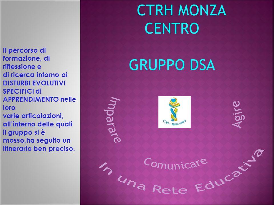 CTRH MONZA CENTRO GRUPPO DSA