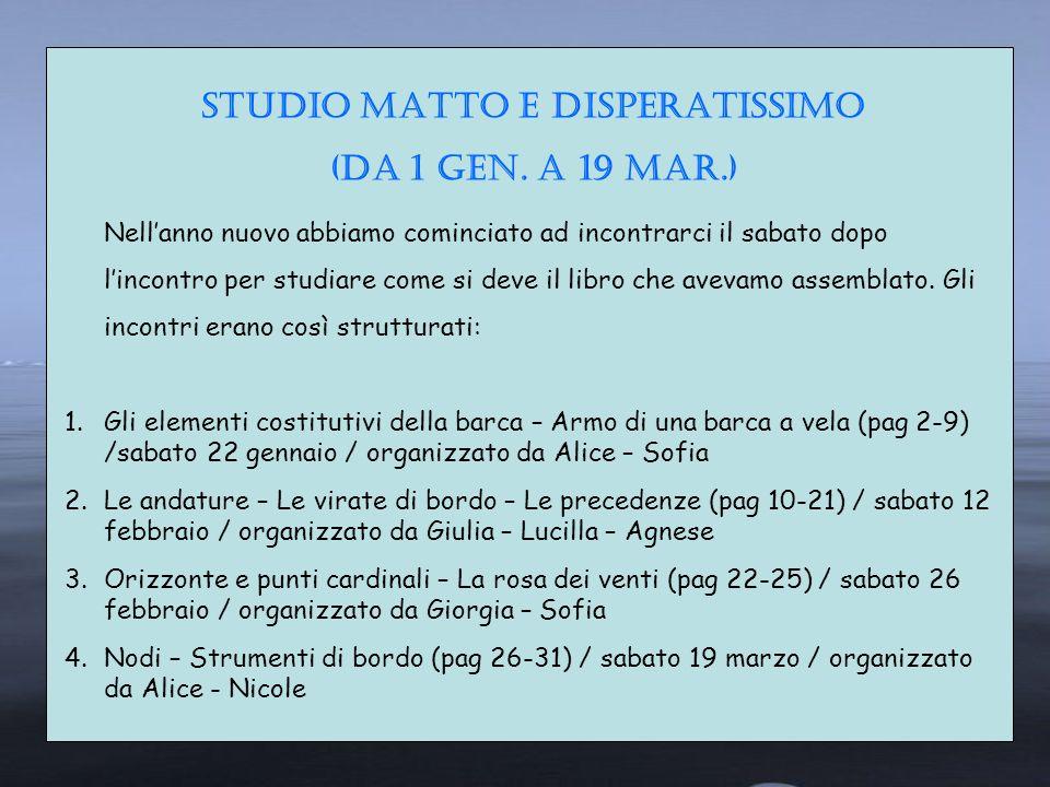 STUDIO MATTO E DISPERATISSIMO