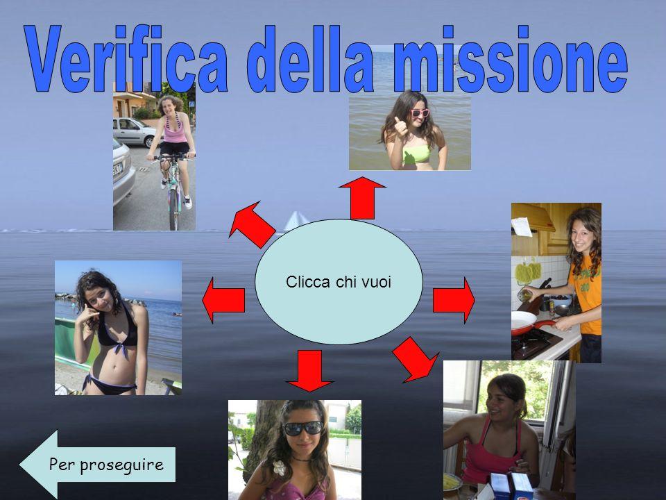 Verifica della missione