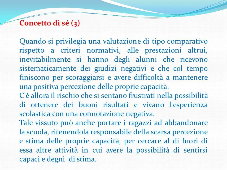 Concetto di sé (3)
