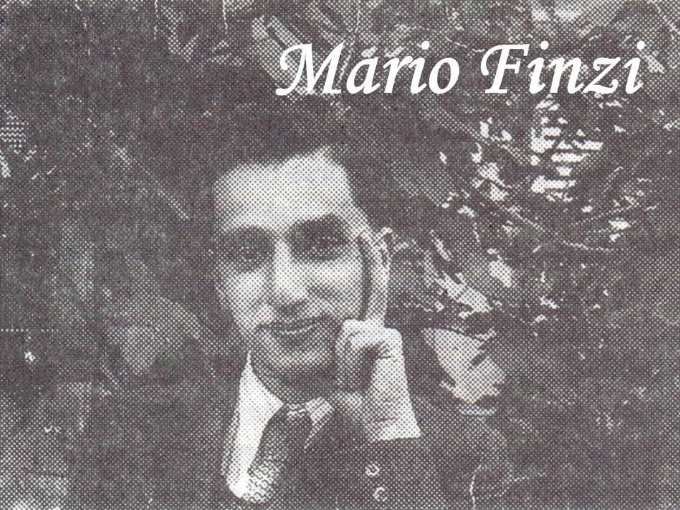Mario Finzi Inserire foto di Mario Finzi
