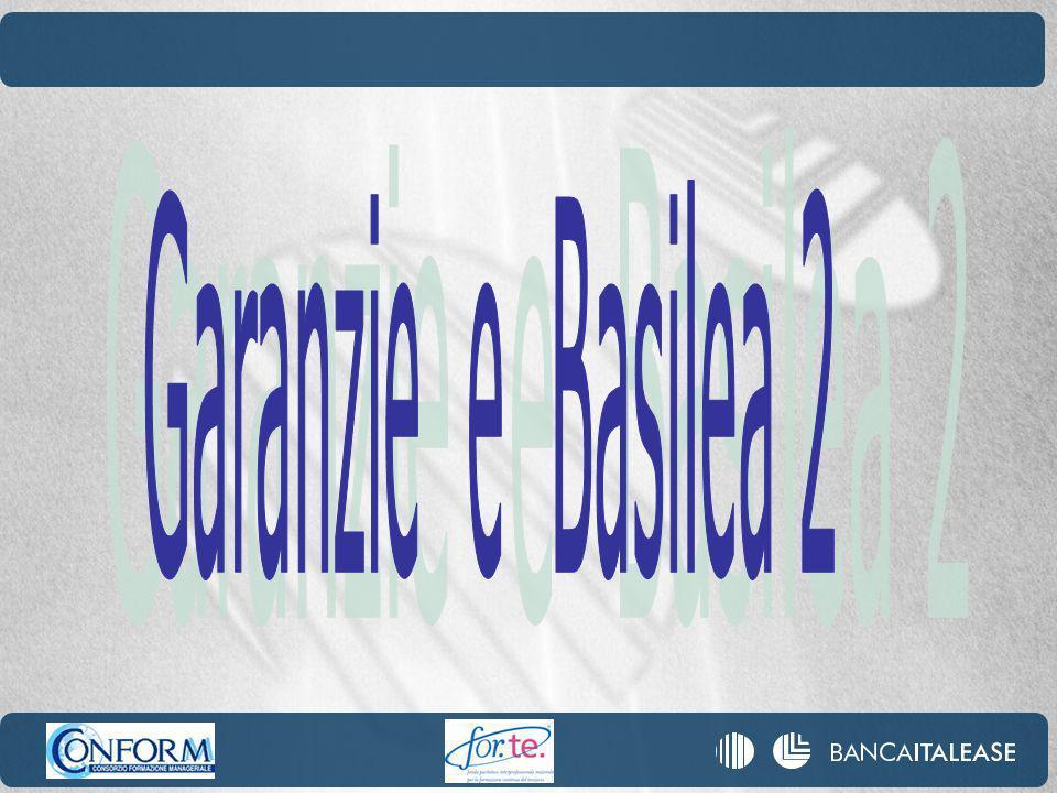 Garanzie e Basilea 2