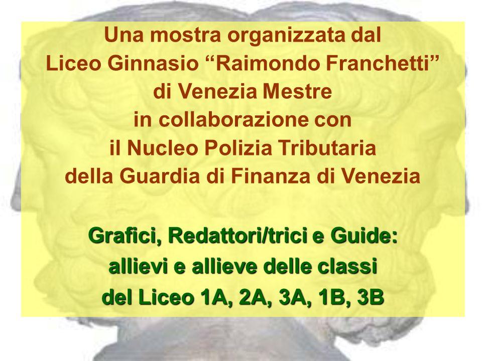 Una mostra organizzata dal Liceo Ginnasio Raimondo Franchetti