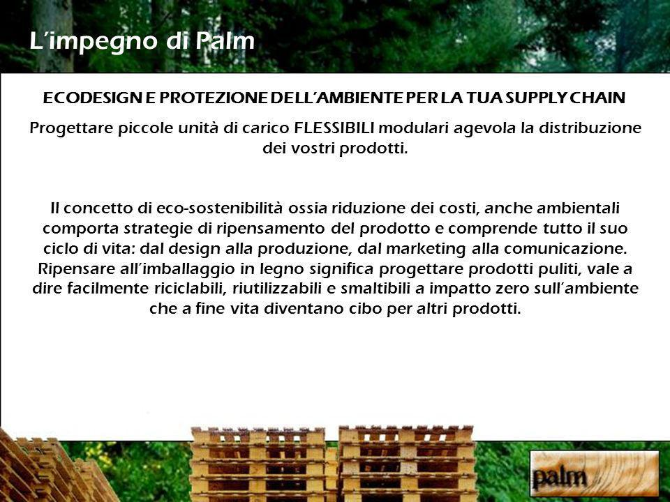 ECODESIGN E PROTEZIONE DELL'AMBIENTE PER LA TUA SUPPLY CHAIN