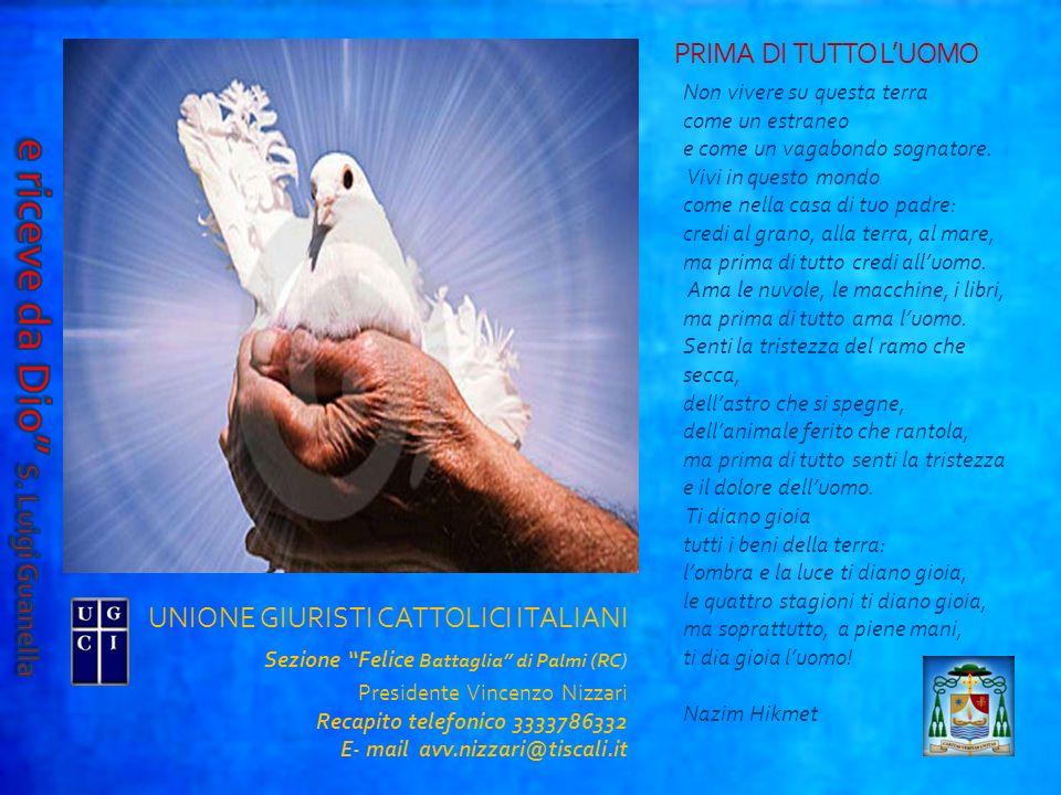 e riceve da Dio S. Luigi Guanella
