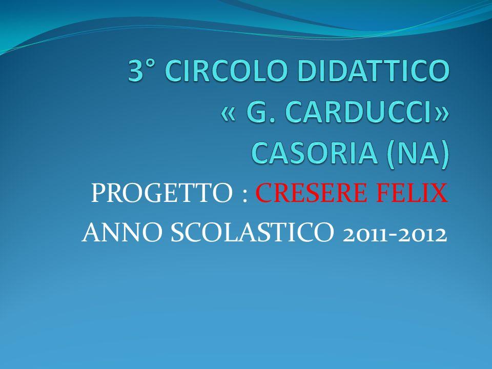 3° CIRCOLO DIDATTICO « G. CARDUCCI» CASORIA (NA)