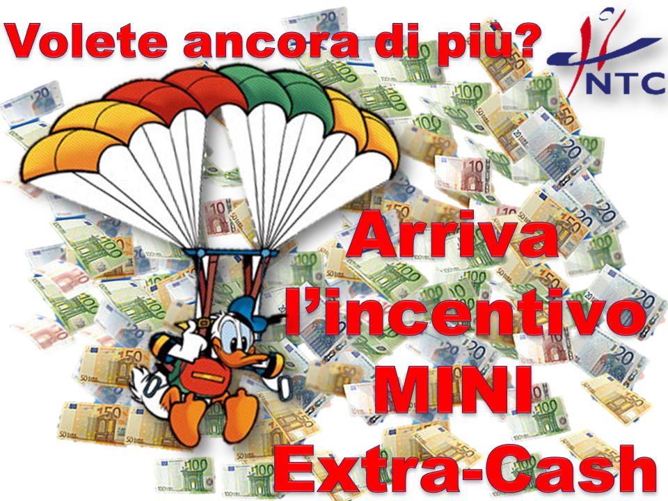 Arriva l'incentivo MINI Extra-Cash