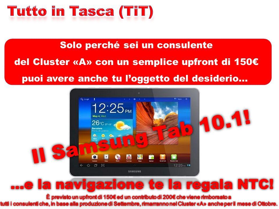 Il Samsung Tab 10.1! Tutto in Tasca (TiT)