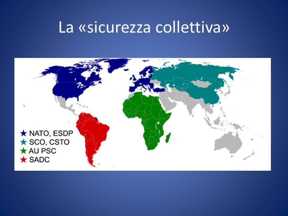 La «sicurezza collettiva»