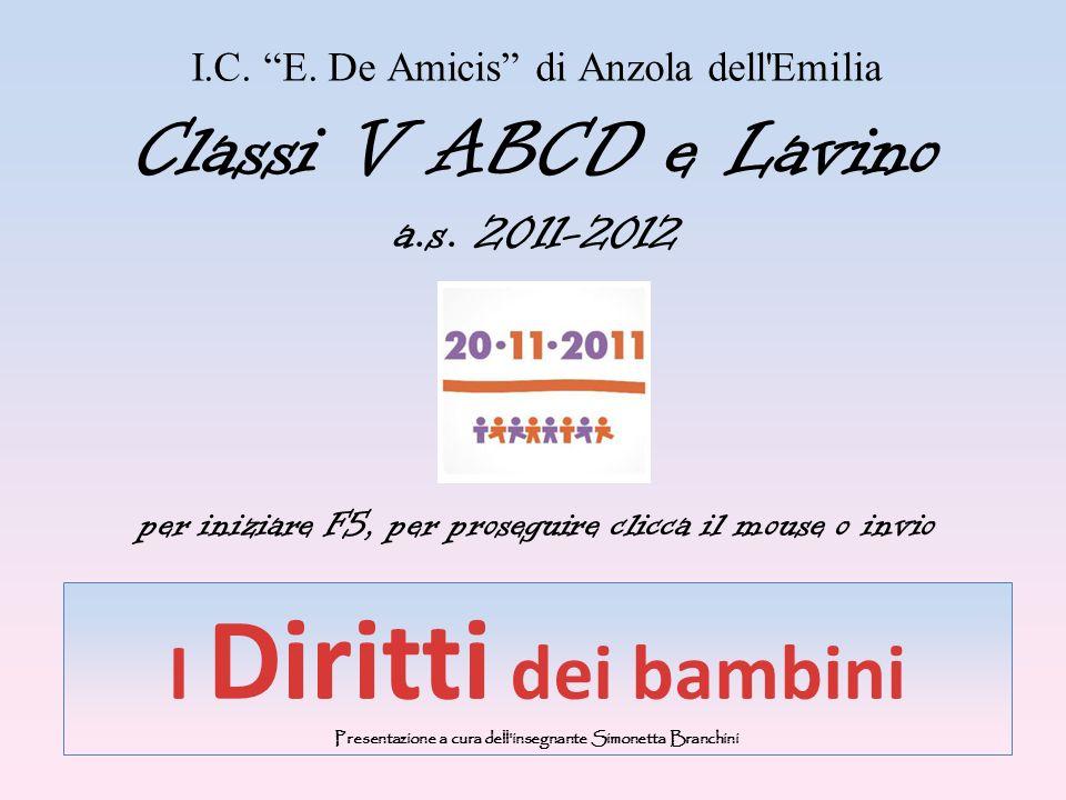 Presentazione a cura dell insegnante Simonetta Branchini