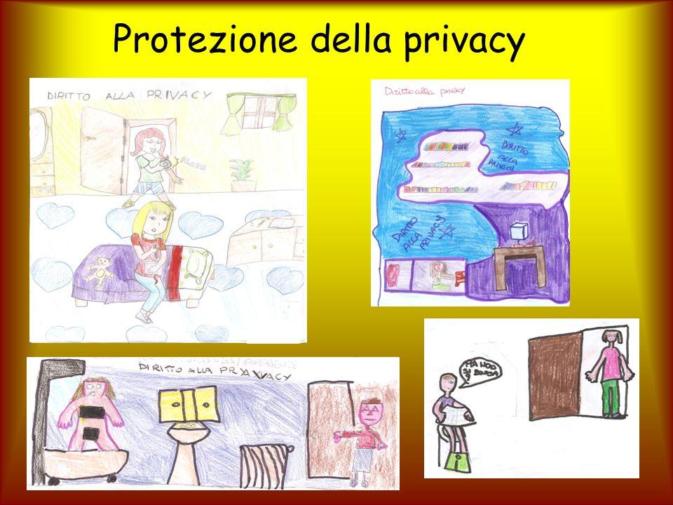 Protezione della privacy